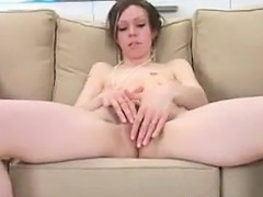 Hairy Amateur Girl With Small Tits Strips