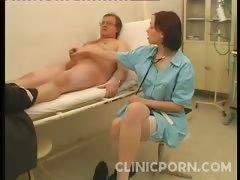 Cock Slurping Nurse Julie