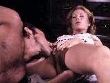 Samantha Morgan, Serena, Elaine Wells in classic sex scene