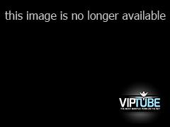 Naked Brunette Oiled Up On Massage Table