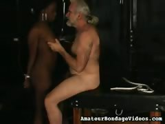 Sucking after corporal punishments
