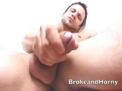 Nando's Huge Hard Cock