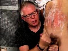 The best photo gay sex old mens The Master Drains The Studen