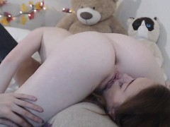 Lesbians Eats Each Other Pussy In 69 Position