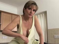 Cheating english milf lady sonia presents her big titties