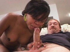 Hot Black Newlywed Gets White Cock Boned In Ebony Pussy