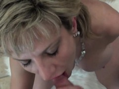 Unfaithful english mature lady sonia exposes her enormous ti