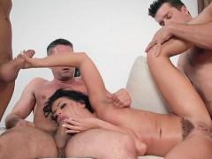 Married Hottie Adriana Chechik Enjoys Intense Dicking