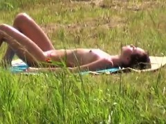 Horny Teen Opnes Her Taut Pussy For A Big Mature Manhood