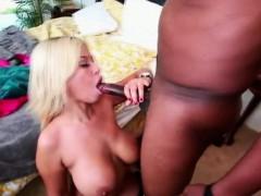 Sweet horny chick Bridgette B. loves big dicks