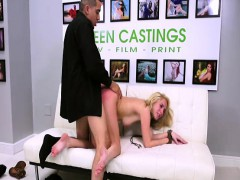 Cadence Lux slave casting
