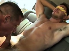 Gangbang gay sex movietures Anal Exercising!