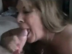Blonde sexy milf drawing on the large penis good within the