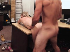 Small tits bitchy babe takes deep head