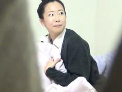 Oriental teen rub watched