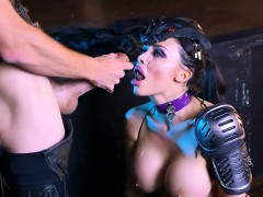 Hottest Pornstar Aletta Ocean Gets Anal And Facial