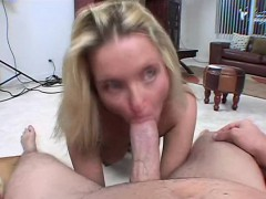 Glamorous cutie is shovelling hard dildo into her cunt