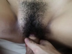 Asian Redhead With Great Body Sucks And Rides Big White Dick