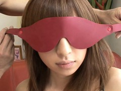Yuu Mizuki is in for a treat today! This petite Japanese