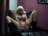 Big boob Nikita plays with herself