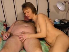 XXX OMAS - Amateur German granny Manuela H needs a good fuck