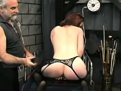 Raw scenes with obedient sweethearts enduring thraldom sex