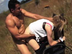 Whore dominated first time Helpless teenager Lily Dixon is l
