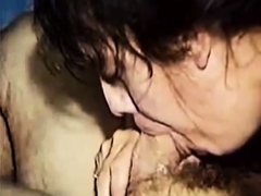 White Wife Sucking Big Arab Cock