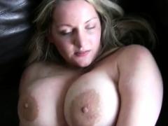 Cum On Huge Tits