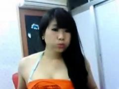Chinese Amateur Girl Masturbation Webcam