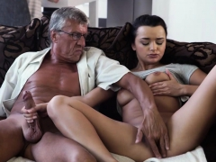 Daddy4k. Horny Brunette Unleashes All Lust On Boyfriend's