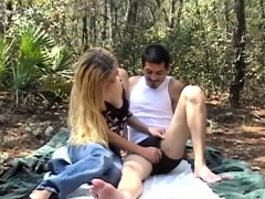 Lipzzz And Thee Big D Shoot An Outdoor Porno