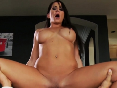 Big Tit Teen, Savannah Stern, Comes For The Pizza