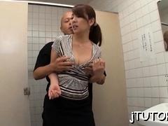 Dirty babe Misa Yuki expreses her nastiness