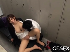 Engaging Eastern Chick Azumi Fucked Wild