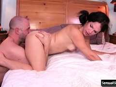 Petite Shemale Ass Fucked Her Husband