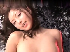 Asian amateur fucked in her hairy Japanese pussy