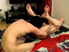 Gay sex hardcore daddy and hot young beauty boys videos