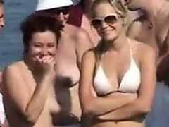 Naked Russians At The Beach