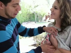 Horny Summer gets to fucks her boyfriend