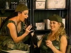 Lesbians In The Military