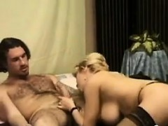 Anal With A Hairy And Horny Blonde Mother