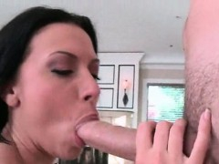 Big ass sluts fucking massive dick in 3some